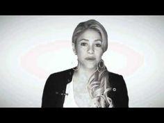 La palabra favorita de Shakira para El Día E 2011