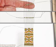 Free Loom Bead Patterns