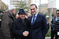 Piazza Bologna conquista il suo decoro e la sua dignità dopo 20 anni. Continua il mio impegno per tutti i cittadini e per la Capitale. Grazie a tutti voi che mi sostenete. Marco Siclari www.marcosiclari.it