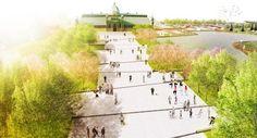 WAA - Montreal - Landscape Architects