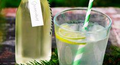Fun Cocktails, Cocktail Drinks, Pint Glass, Glass Of Milk, Swedish Recipes, Fika, Milkshake, Smoothies, Beverages