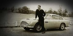 How Aston Martin DB5 Became The Ultimate 007 Ride