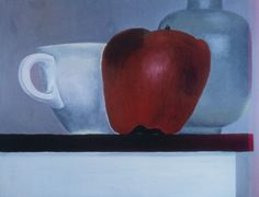 A very early painting. The whereabouts of this painting is unknown, a victim of one of my many moves. Painting, Still Life, Artwork, Be Still