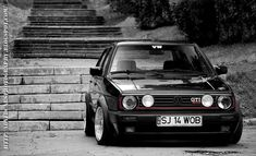 Volkswagen Golf GTI 16 Valve mark 2