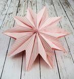 Deze super leuke en decoratieve kerststerren kun je maken van zakjes. Een uitleg met stap-voor-stap foto's staat op mijn blog Homemade by Joke.