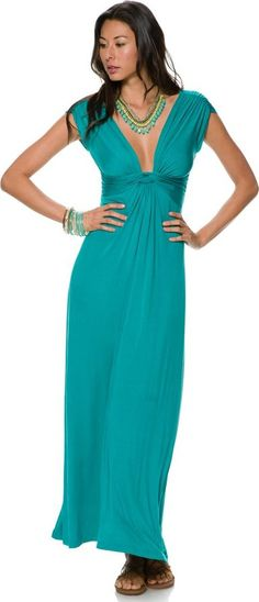 Swell Bermuda Dress - dress for apple body shape