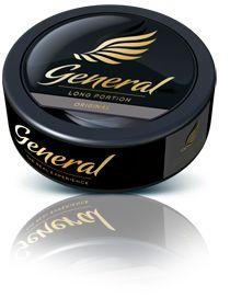 General Long Original, my preferred snus at the moment
