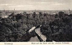 1918 rok. Stary kanał Bydgoski w pobliżu śluzy nr II