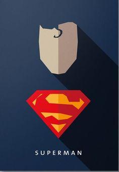 Superman by Moritz Adam Schmitt