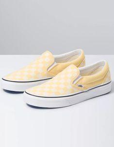 Womens Sneakers – High Fashion For Women Vans Shoes Fashion, Vans Shoes Women, Shoes For Women, Sperrys Women, Boots Women, Vans Checkerboard, Teen Girl Shoes, Cute Girl Shoes, Basket Style