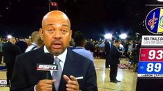 MICHAEL WILBON TELLS ANOTHER PLACE WHERE PEOPLE WERE CHEERING LEBRON JAMES 1ST TIME CHICAGO!! CHI-TOWN!