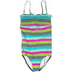 Billabong Viv One Piece Swimsuit -Kids $34.65 (30% OFF)