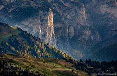 Morning light as seen from Col Rodella by hanskrusephotography  Italy Dolomites Passo Sella Morning light as seen from Col Rodella hanskrusephotography