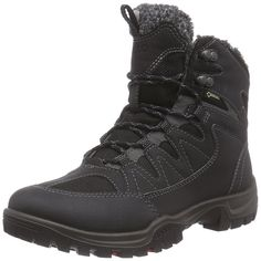 77b6bf110 ECCO Womens Xpedition III GTX Hiking Boot Black 39 M US -- You can get  additional details at the image link. (This is an affiliate link)