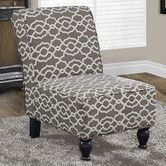 Found it at Wayfair - Bell Fabric Traditional Slipper Chair