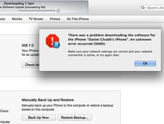 Have you experienced server problems when trying to download iOS 7, or did your update go smoothly?