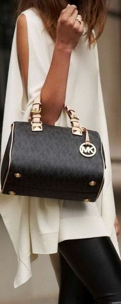 Michael Kors Purse #Michael #Kors #Purse LoveLoveLove this purse...one day ill have MK purse
