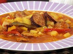 Zupa cygańska Thai Red Curry, Pork, Beef, Chicken, Ethnic Recipes, Kale Stir Fry, Meat, Pork Chops, Steak