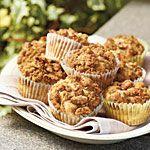 Peach-Pecan Muffins Recipe   MyRecipes.com