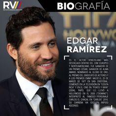 Es el actor venezolano más destacado dentro del cine europeo y norteamericano. Fue ganador de un Premio César ganador de ALMA Award nominado al Globo de Oro al Premio del Sindicato de Actores y a los Premios Emmy. Nació el 25 de marzo de 1977 en San Cristóbal. Comenzó en la televisión en Cosita Rica y en el cine en Punto y Raya (2004) papel que lo llevó a Hollywood en el 2005 (Domino). Interpretó al famoso personaje Carlos el Chacal en Carlos 2010. Su carrera ha ido en rápido ascenso.