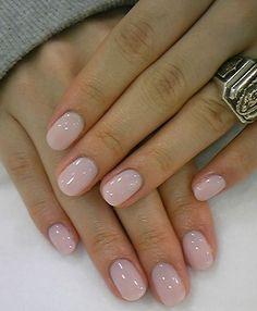 Pretty Simple Pink Nail Art