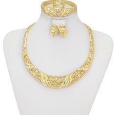 604e11ed4e9b5 27 Best Wish images in 2016   Dubai gold jewelry, Ring earrings ...