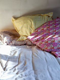 my bed  © julie ansiau