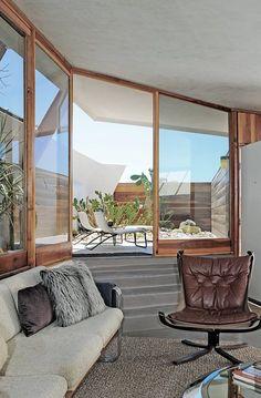 midcentury modern at hotel lautner / desert hot springs, ca