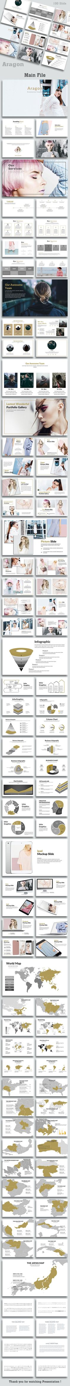 Aragon - Creative PowerPoint Template - Creative PowerPoint Templates Download here: https://graphicriver.net/item/aragon-creative-powerpoint-template/19805428?ref=classicdesignp
