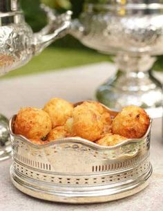 Hush Puppies in silver