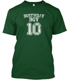 10th Birthday Sports