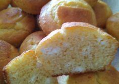 Kukoricaliszt muffin   Svetlana Matic receptje - Cookpad receptek Kaja, Cornbread, Hamburger, Muffins, Gluten, Food And Drink, Paleo, Cooking, Ethnic Recipes