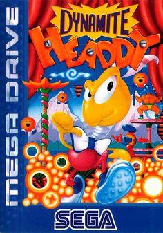 Dynamite Headdy - Megadrive - Acheter vendre sur Référence Gaming