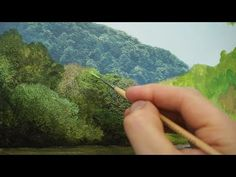 Trees - Working with Layers - YouTube