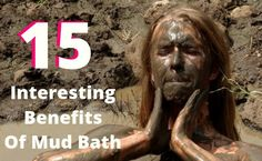 Kellie takes a mud bath as she and EJ search for shade during their Tanzanian survival challenge. Bath Benefits, Mud Bath, Survival Skills, Survival Gear, Splish Splash, The Outsiders, Nude, Mosquitoes, Spas