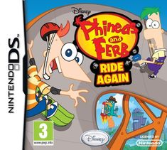 Disney Phineas and Ferb: Ride Again (Nintendo DS) No description (Barcode EAN = 8717418281687). http://www.comparestoreprices.co.uk/december-2016-4/disney-phineas-and-ferb-ride-again-nintendo-ds-.asp