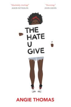 "The Hate U Give -The Hate U Give by Angie Thomas New York Times bestseller Soon to be a major motion picture, starring Amandla Stenberg A Teen Vogue Best YA Book of the Year Stunning.John Green ""A masterpiece.The Huffington Post ""An essential John Green, Reading Lists, Book Lists, Reading Time, Between Two Worlds, Ya Novels, Books For Teens, Young Adult Books, Young Adults"