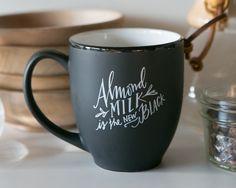 Almond Milk Bistro Mug