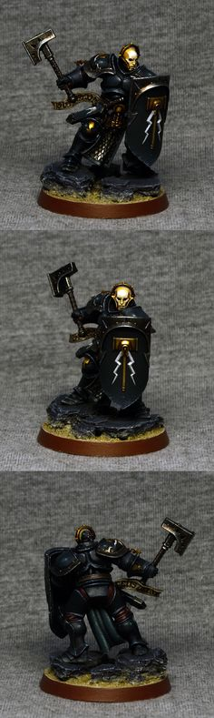 Stormcast Liberator (Better pictures)