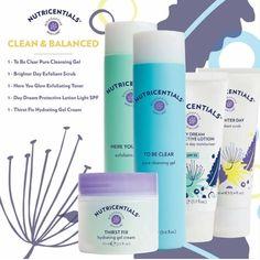 Beauty Box, Beauty Secrets, Beauty Skin, Exfoliating Toner, Cleansing Gel, Healthy Skin Care, Anti Aging Skin Care, Good Skin, Skin Care Tips
