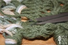 NOTE: Since the original posting of Part 4 – Finishing Your Project, my mom reminded me ofan easier wayto finish off the project. It totally gets rid of my stage3… weaving in the ends. Thank you, Mom! The directions found below have been updated and reflect the change. Changes made within theremaining directions will be …