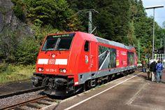146 236-5  Schwarzwaldbahn Erlebnispfard