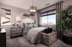 Bedroom 2 at Daybreak Plan 2 | Pardee Homes Inland Empire