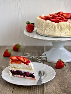 Picture of Recept - Charlotta Sweet Recipes, Cake Recipes, Dessert Bread, Sweet And Salty, Beautiful Cakes, Baked Goods, Cheesecake, Food And Drink, Yummy Food