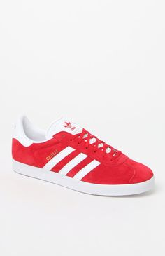 adidas Gazelle Red Shoes
