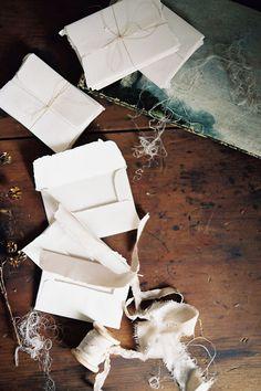 Small handmade Envelopes