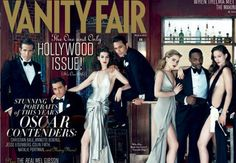 Vanity fair I love this issue. I have the actual magazine next to my bedstand.