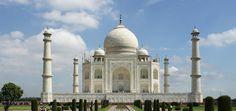 Viaje de novios a India Romántica - Taj Mahal. #ViajeDeNovios #LunaDeMiel #India