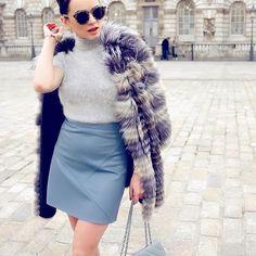😎😎😎 #style #fashionista #streetstyle #shades #lfw #zara #chanel #cute #fashiondiaries #somerset #london #chic #girl #chasinglifeinheelsg 📸 @vitalij.sidorovic (see more on my story!) 😘😘😘