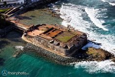 Fuerte San Geronimo, San Juan, Puerto Rico